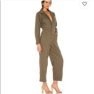 Free People. Gia Coverall jumpsuit